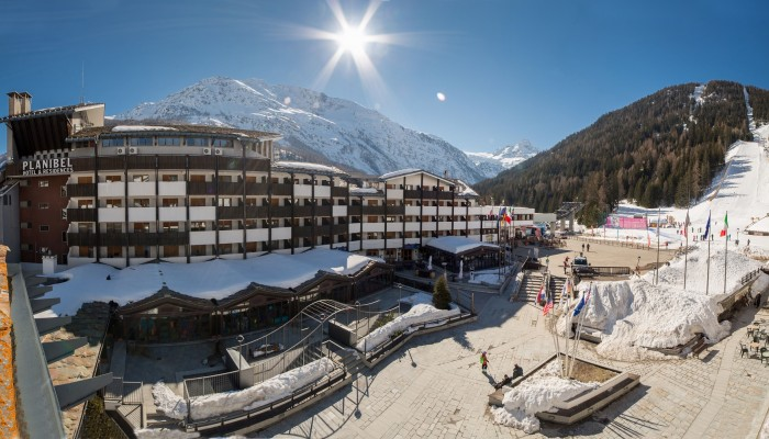 TH La Thuile Planibel Hotel & Residence