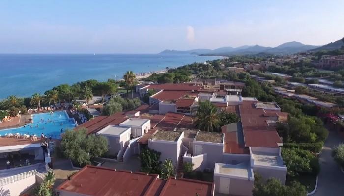 Free Beach Club villaggio in sardegna costa rei direttamente sul mare