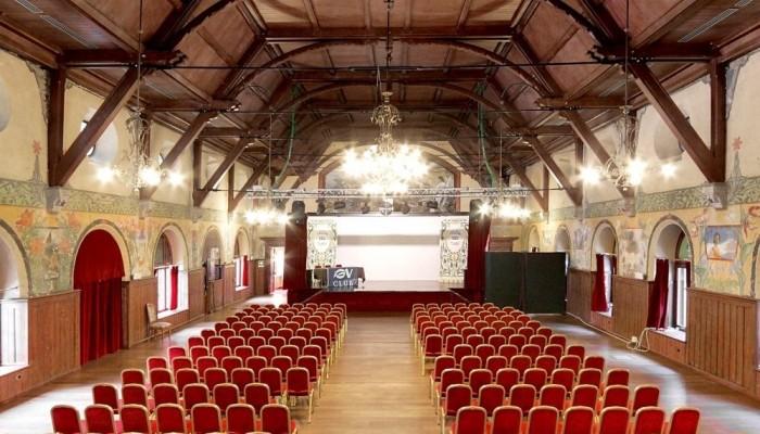 IGV Relais Des Alpes Sala Conferenze