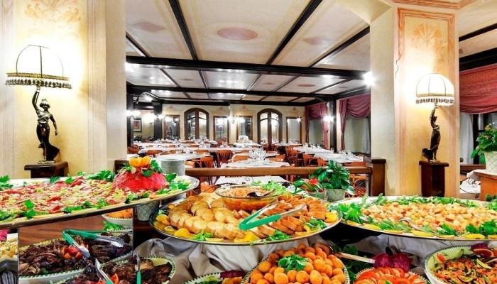 Relais Des Alpes Cucina