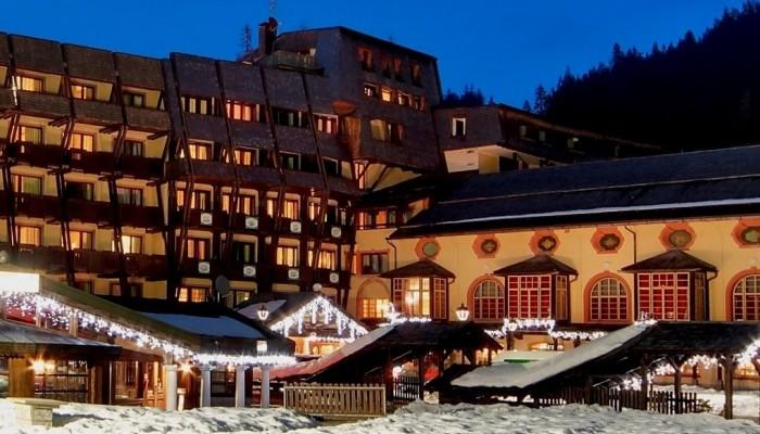 Relais Des Alpes Hotel