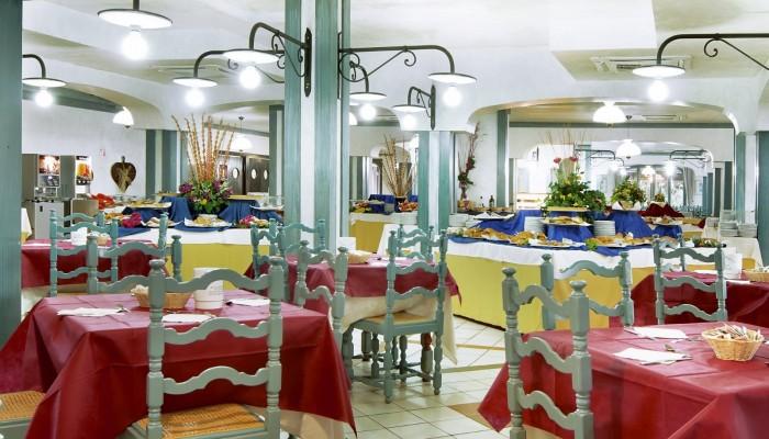 Le Castella Village ristorante