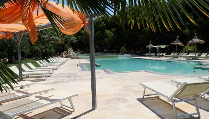 Villaggio Giardini d'Oriente piscina