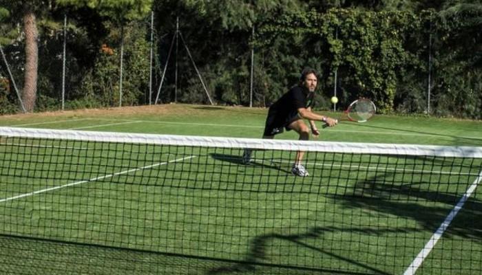 Villaggio Giardini d'Oriente tennis